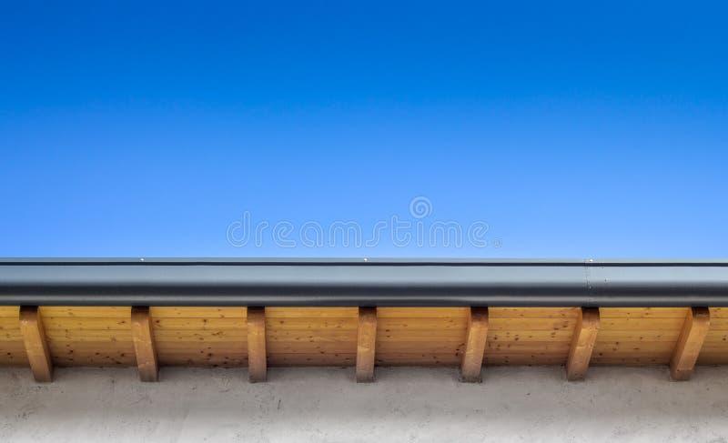 новая крыша стоковое фото