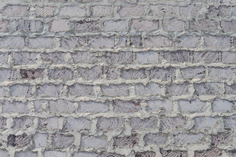 Новая серая текстура кирпичной стены стоковое фото rf