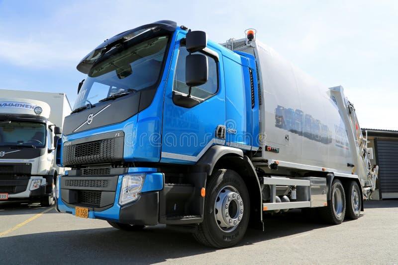Новая тележка FE Volvo стоковая фотография