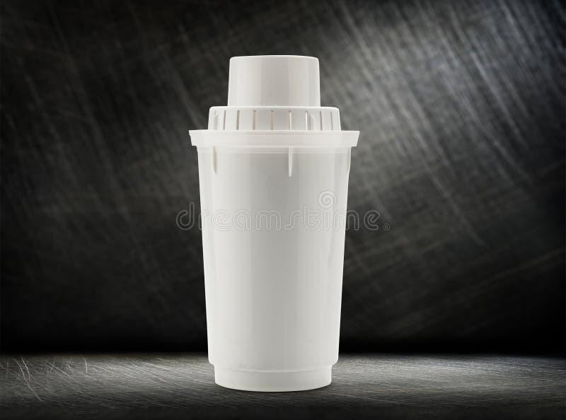 Новая трубка водяного фильтра стоковые фото