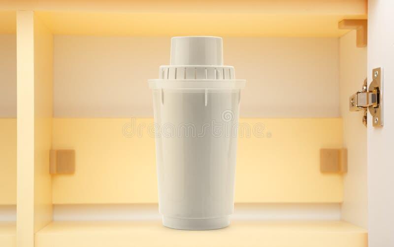 Новая трубка водяного фильтра стоковые фотографии rf