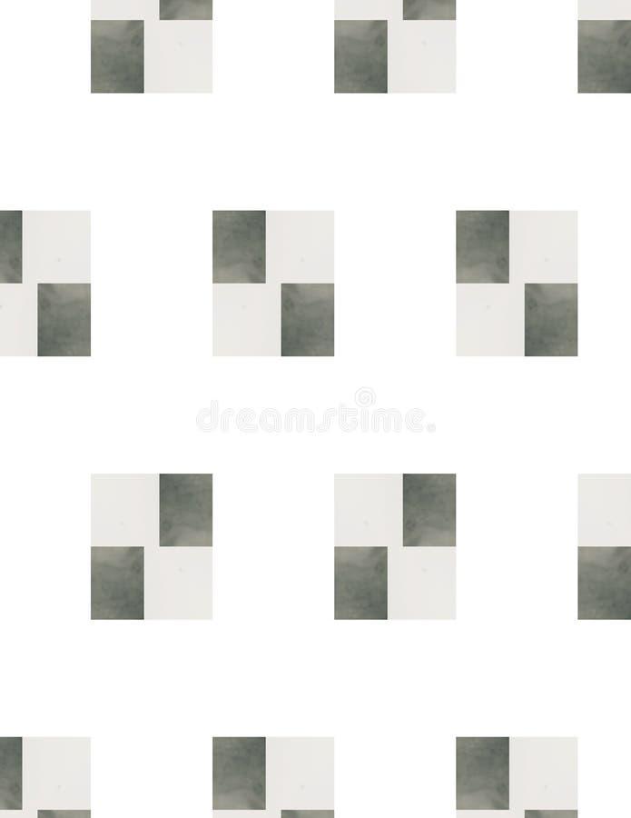 Новички на белой предпосылке иллюстрация вектора