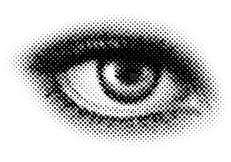 новое зрение бесплатная иллюстрация