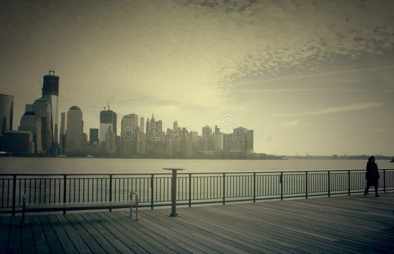 новое noir york стоковая фотография