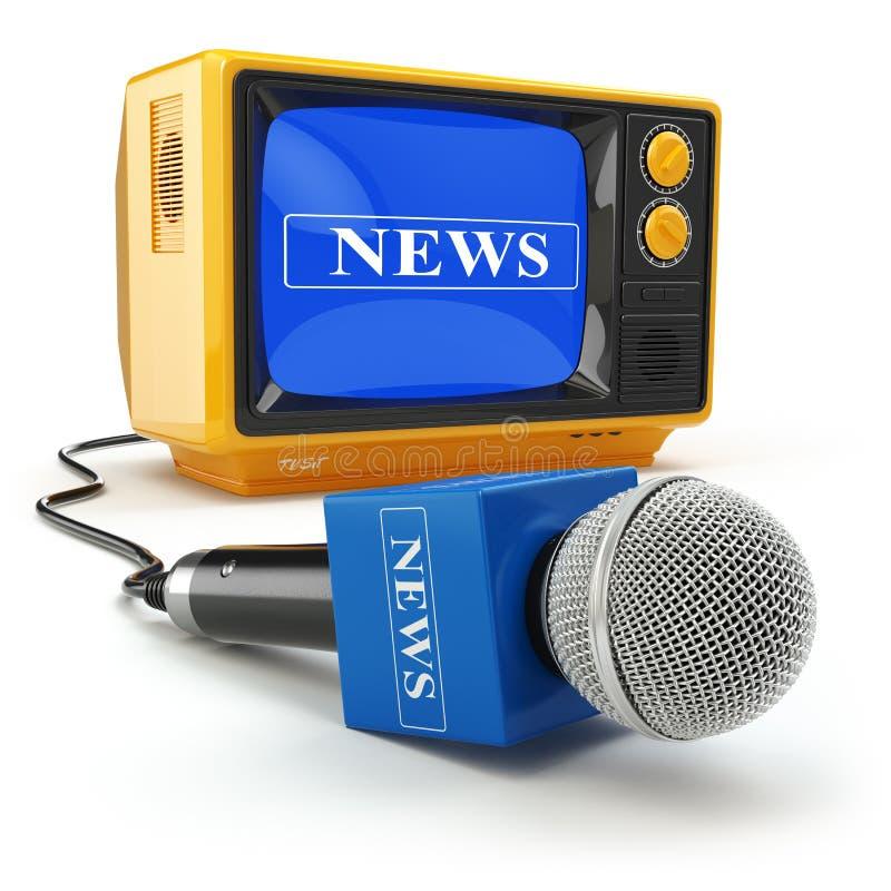 Звук телевизионных новостей скачать