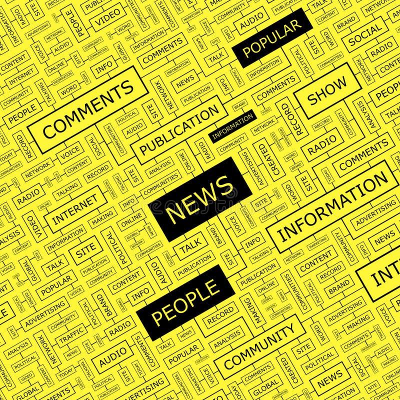 Новости бесплатная иллюстрация