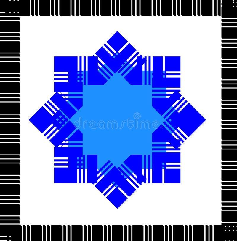 Новые логотипы иллюстрация вектора
