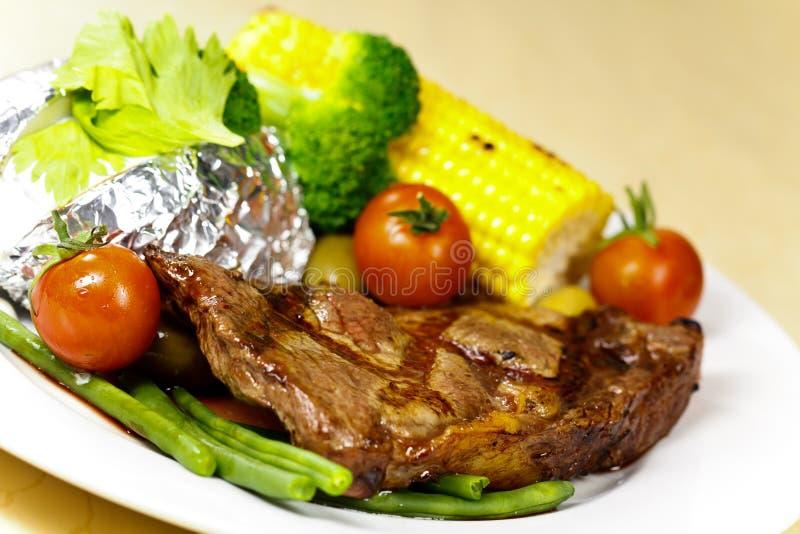 новые овощи york прокладки стейка стоковые изображения
