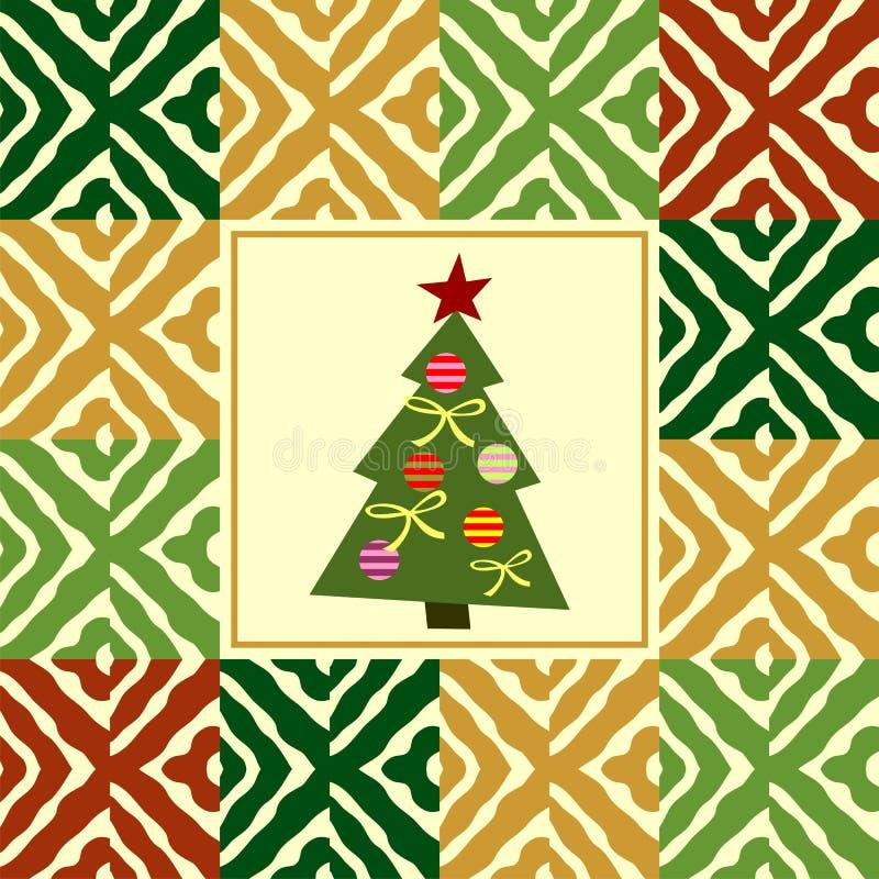Download Новый Год иллюстрации иллюстрация вектора. иллюстрации насчитывающей классицистическо - 6869179