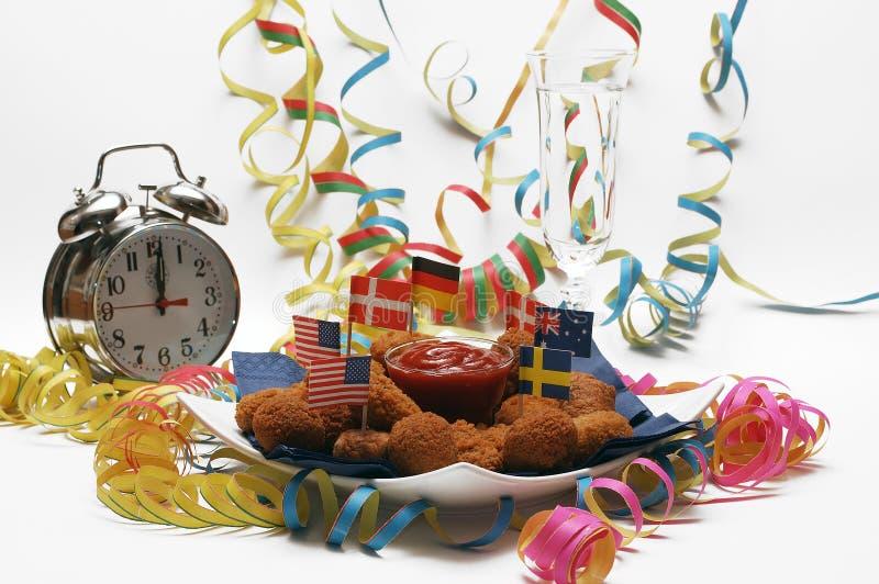 Download Новый Год кануна стоковое изображение. изображение насчитывающей утеха - 495187