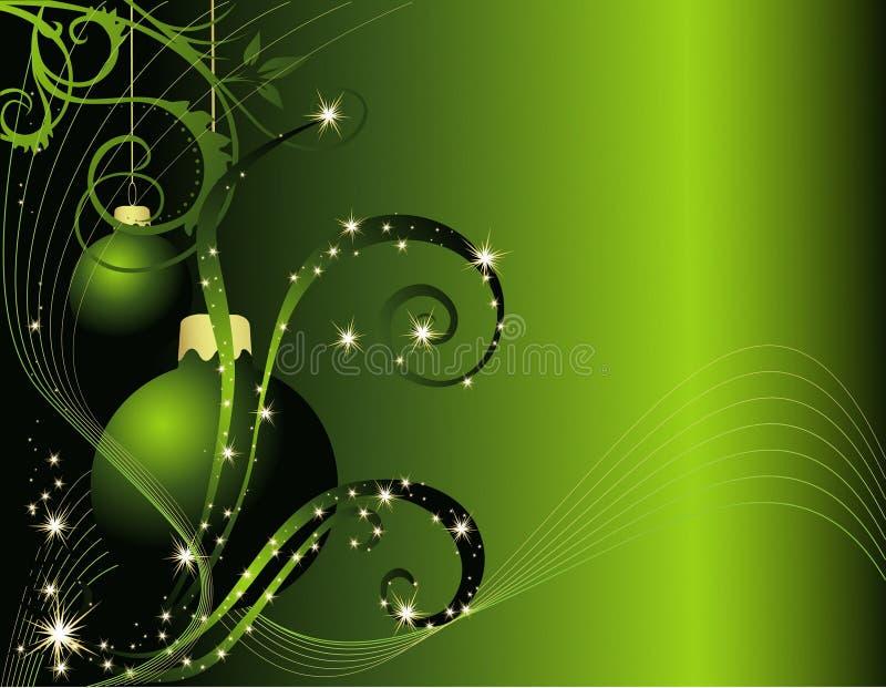 Новый Год предпосылки счастливое бесплатная иллюстрация