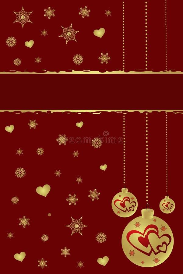 Новый Год рождества предпосылки бесплатная иллюстрация