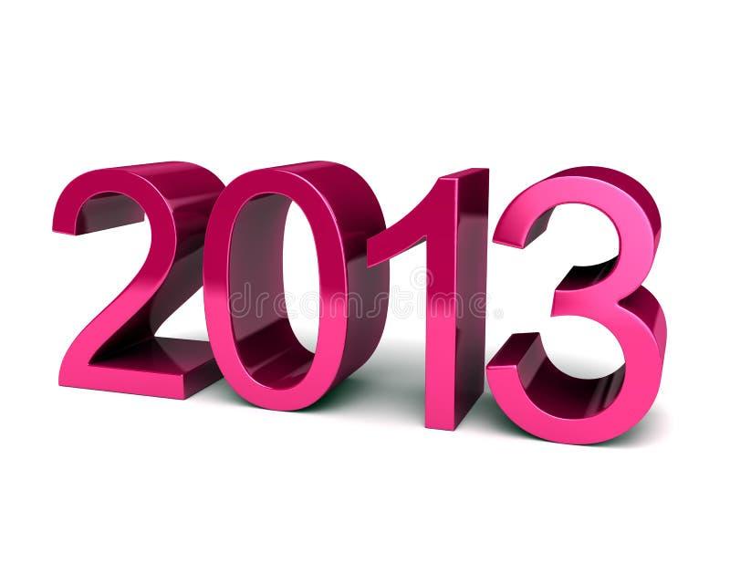 Новый Год 2013 бесплатная иллюстрация