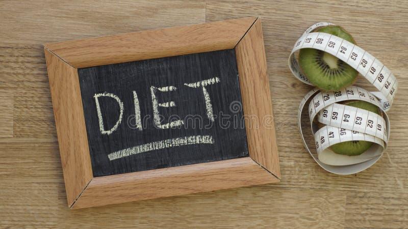 Новый Год диеты стоковые фотографии rf