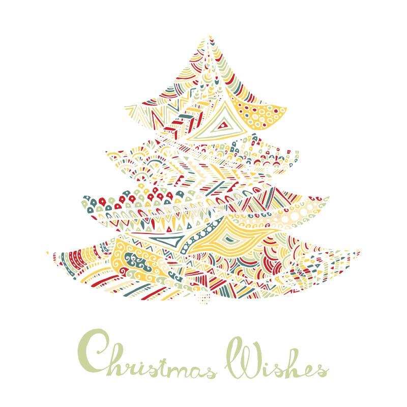 Новый Год рождества карточки счастливое веселое бесплатная иллюстрация