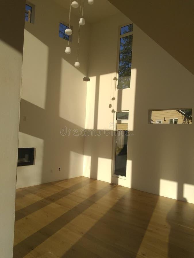 Новый дом 18& x22; cealing стоковое фото rf