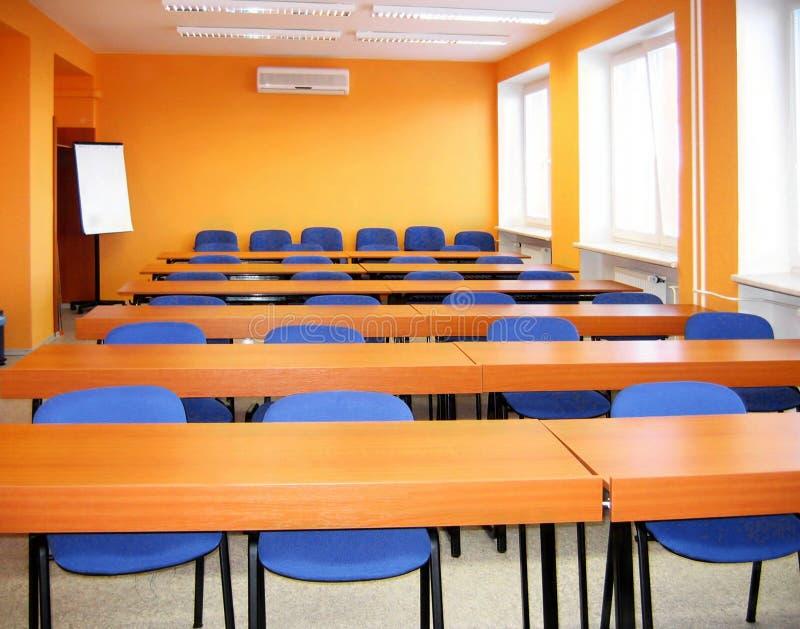 новый schoolroom стоковое фото