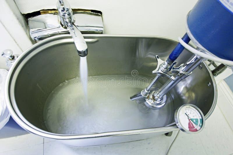 нога ванны стоковые изображения rf
