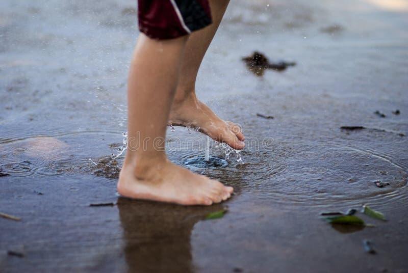 нога влажная стоковые изображения rf