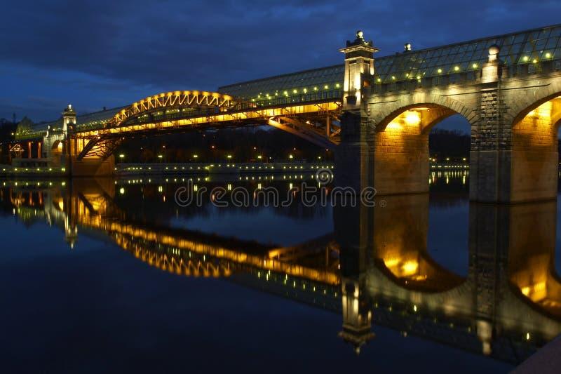 нога моста стоковое фото rf