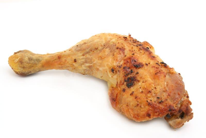 нога цыпленка стоковое изображение