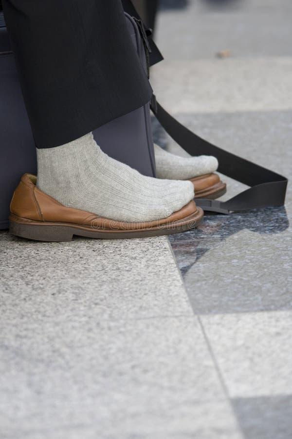 ноги горячие стоковая фотография rf