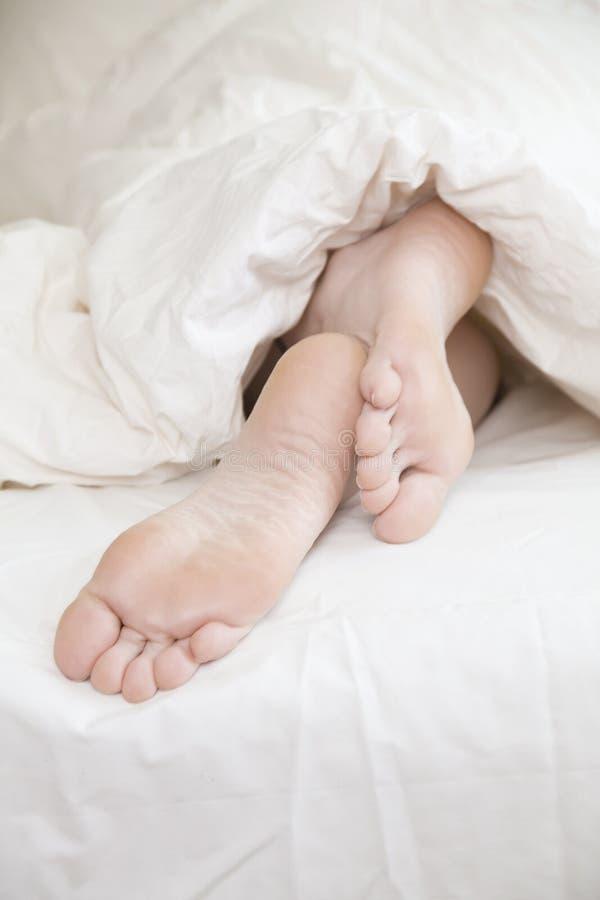 ноги женщины s стоковые изображения rf