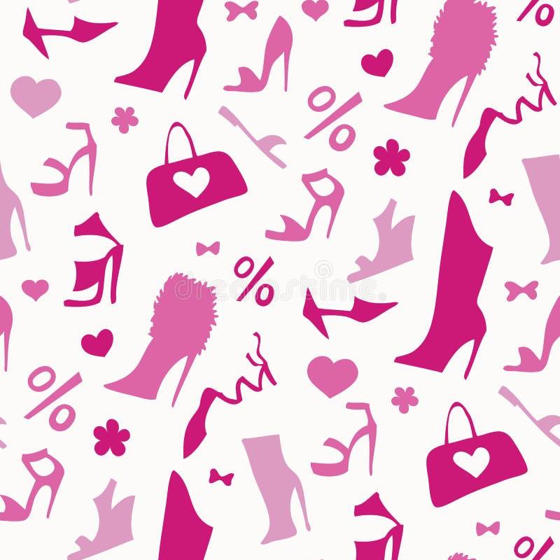 ноги крупного плана предпосылки различные кренят высокие изолированные спорты тапок ботинок красного цвета ног 2 нося женщины бел иллюстрация вектора