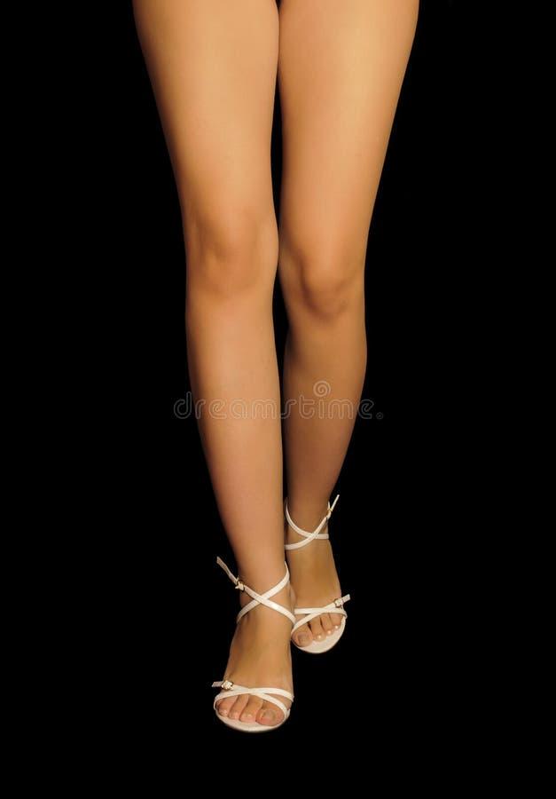 ноги сексуальные стоковые фото