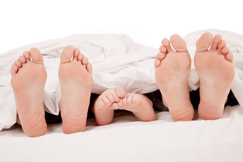 ноги семьи