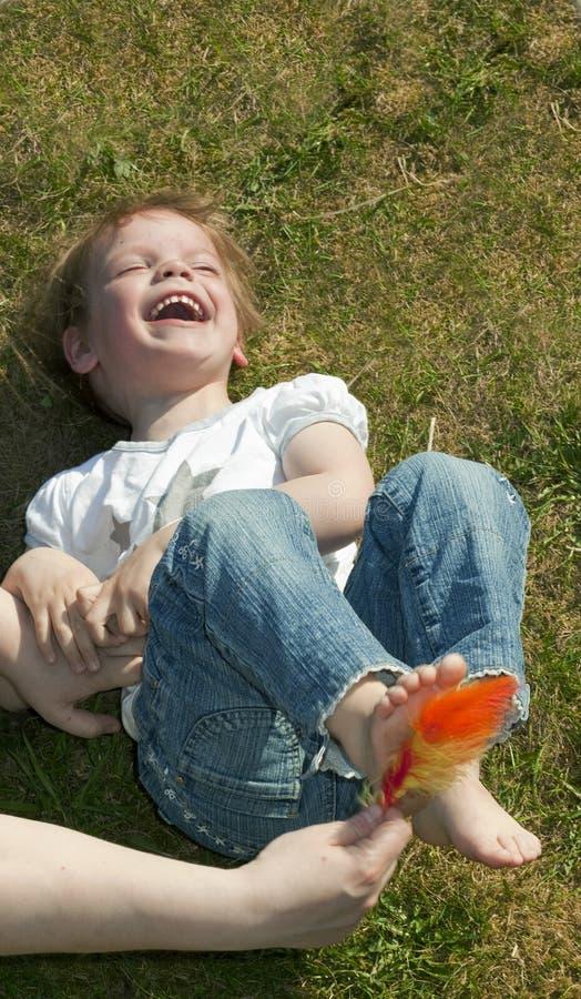 ноги счастливая здоровой стоковые фотографии rf