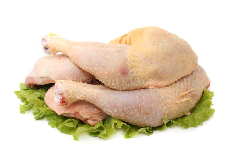 ноги цыпленка стоковое фото rf