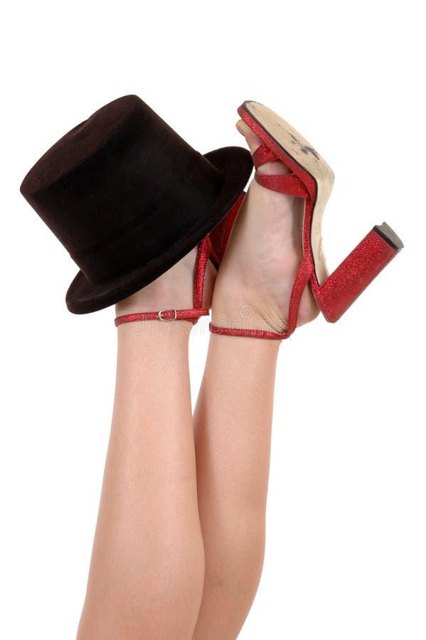 ноги стоковое фото
