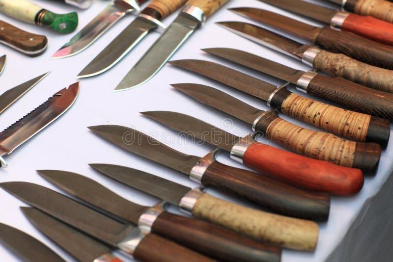 Ножи стоковые изображения