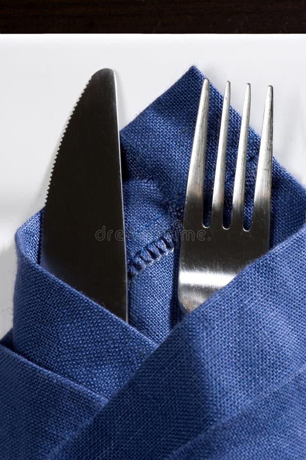 нож вилки стоковые изображения