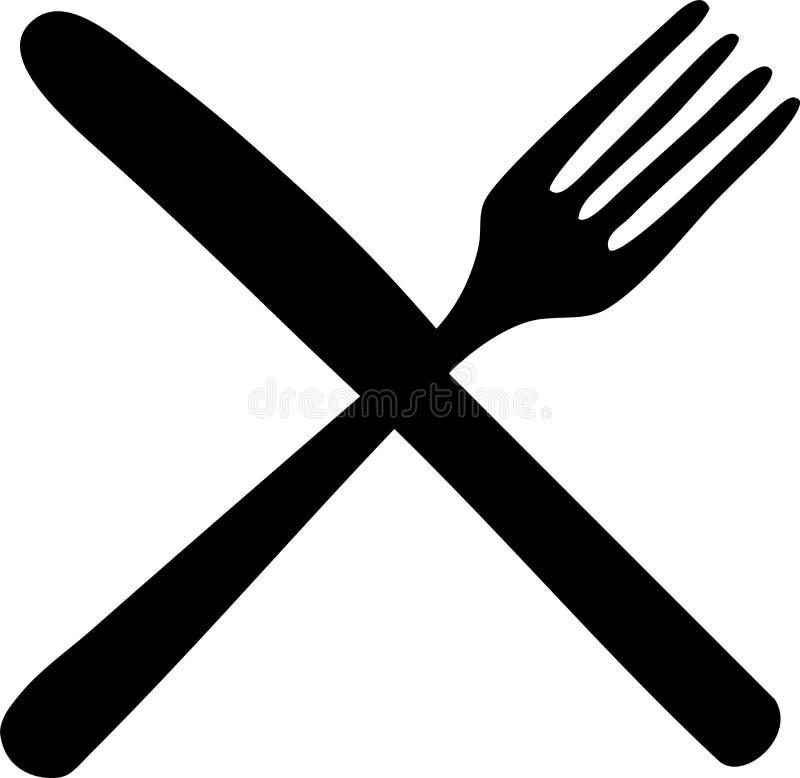 нож вилки cutlery бесплатная иллюстрация