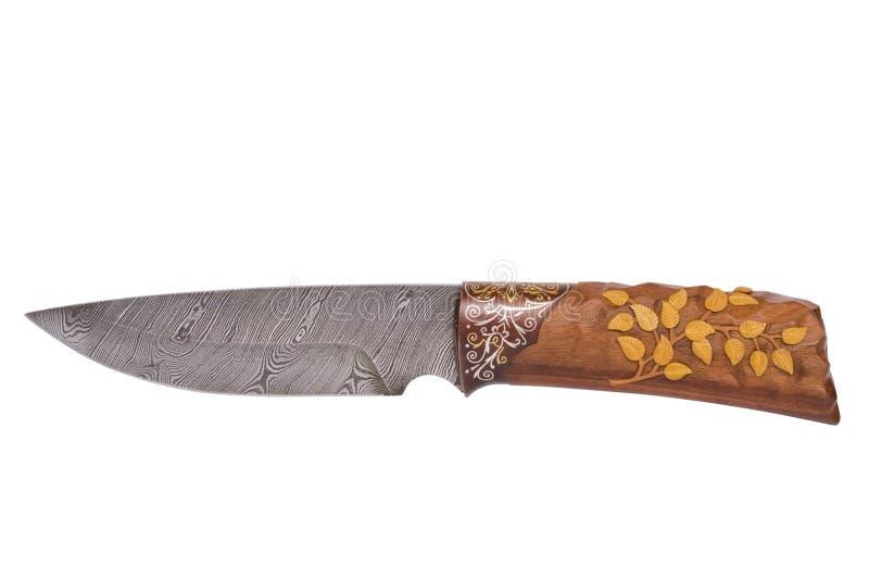 нож звероловства стоковые изображения rf