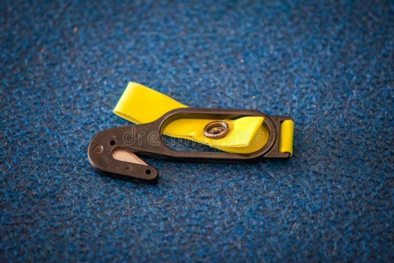 Нож Cutaway стоковое фото rf
