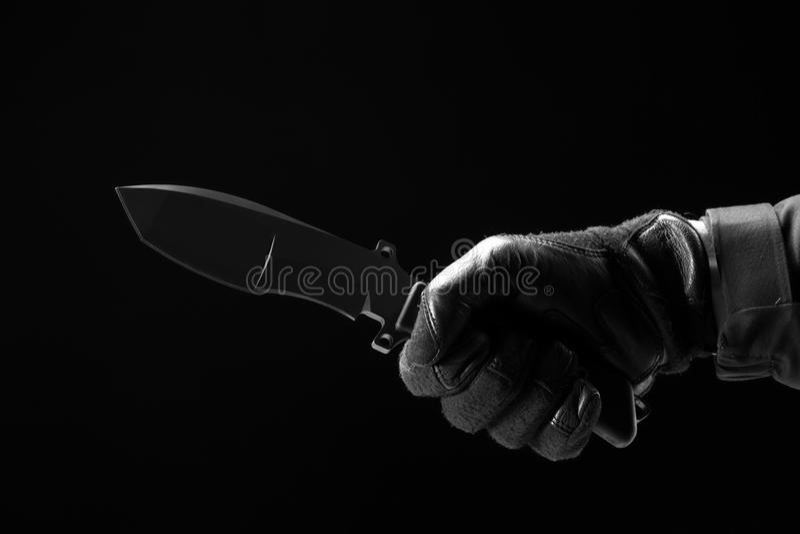 Нож ops спецификаций стоковые фото