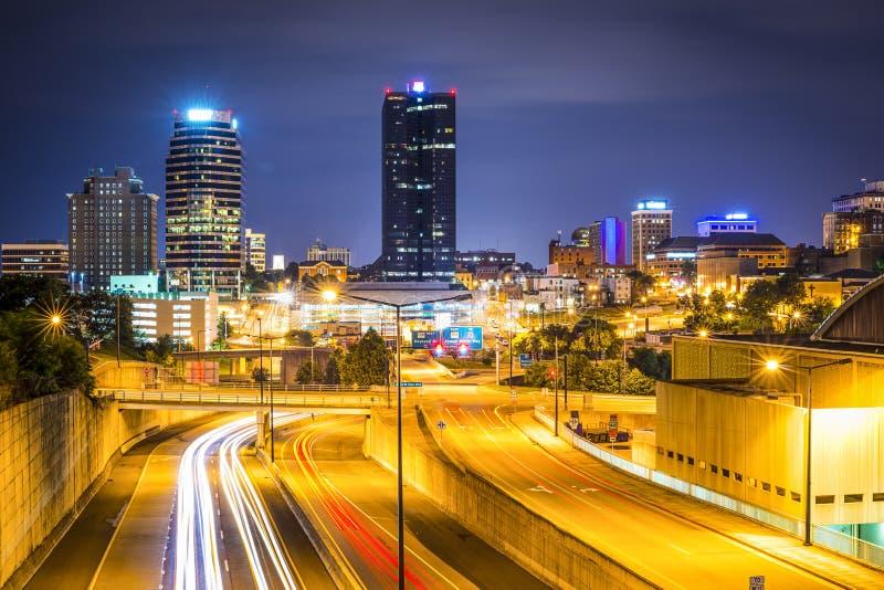 Ноксвилл, Теннесси, США стоковое изображение rf