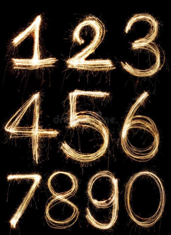 Номер стоковые изображения rf