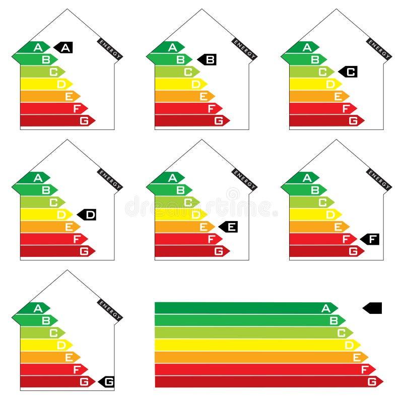 номинальность дома энергии бесплатная иллюстрация