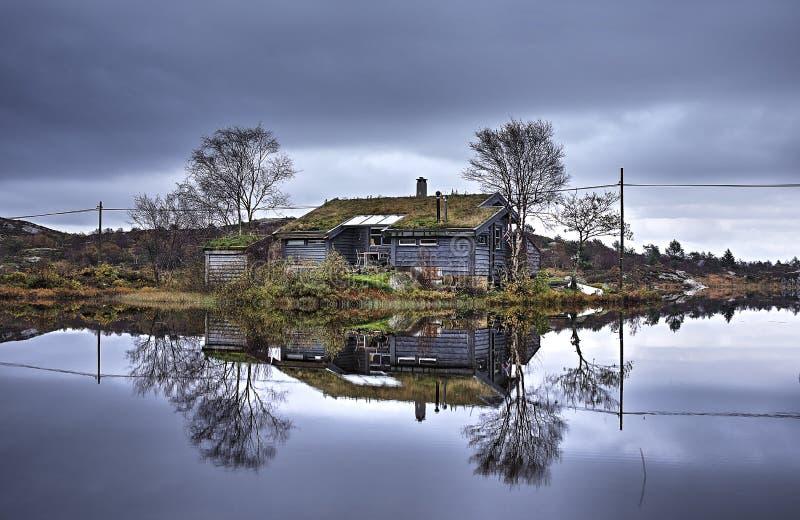 Норвегия стоковое изображение rf