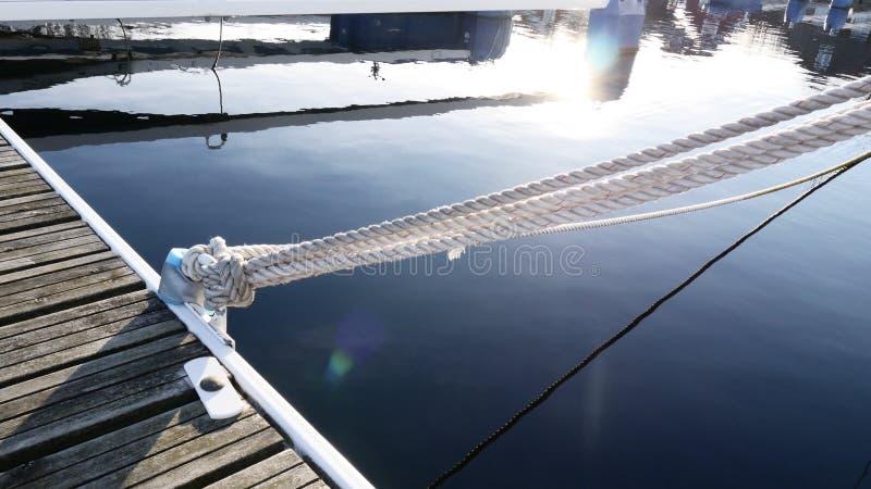 Норвежские детали Марины стоковые фото
