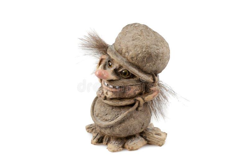 норвежский troll стоковое фото rf