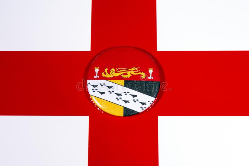 Норфолк в Англии стоковое фото