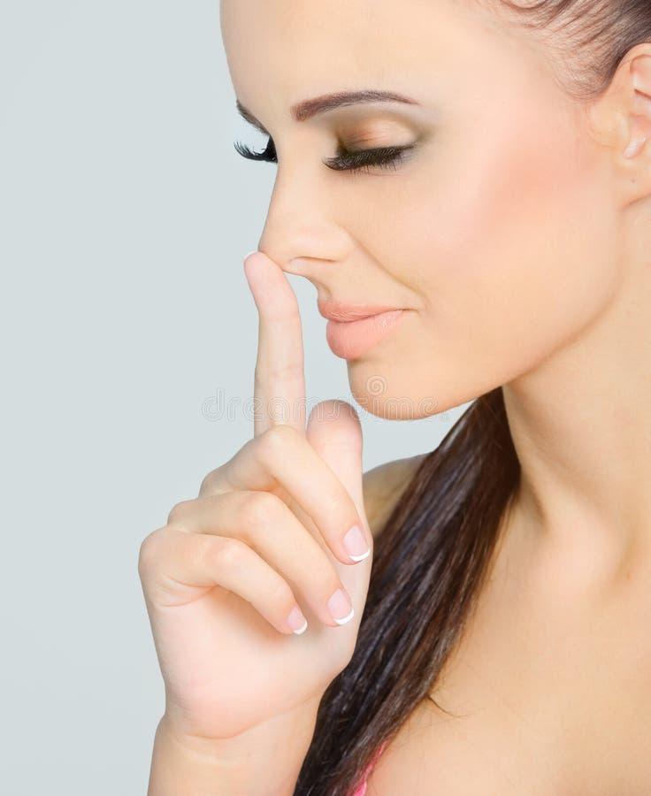 Нос стоковые изображения rf