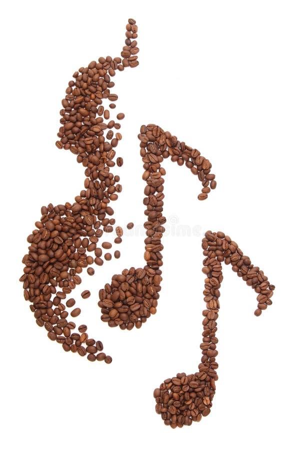 нот кофе стоковое изображение