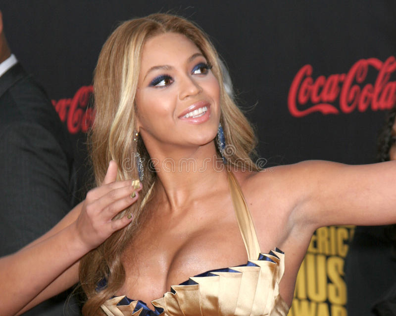 Beyonce Knowles стоковая фотография rf