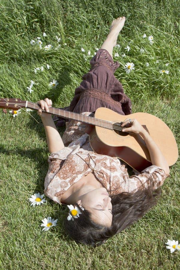 Нот Hippie стоковая фотография